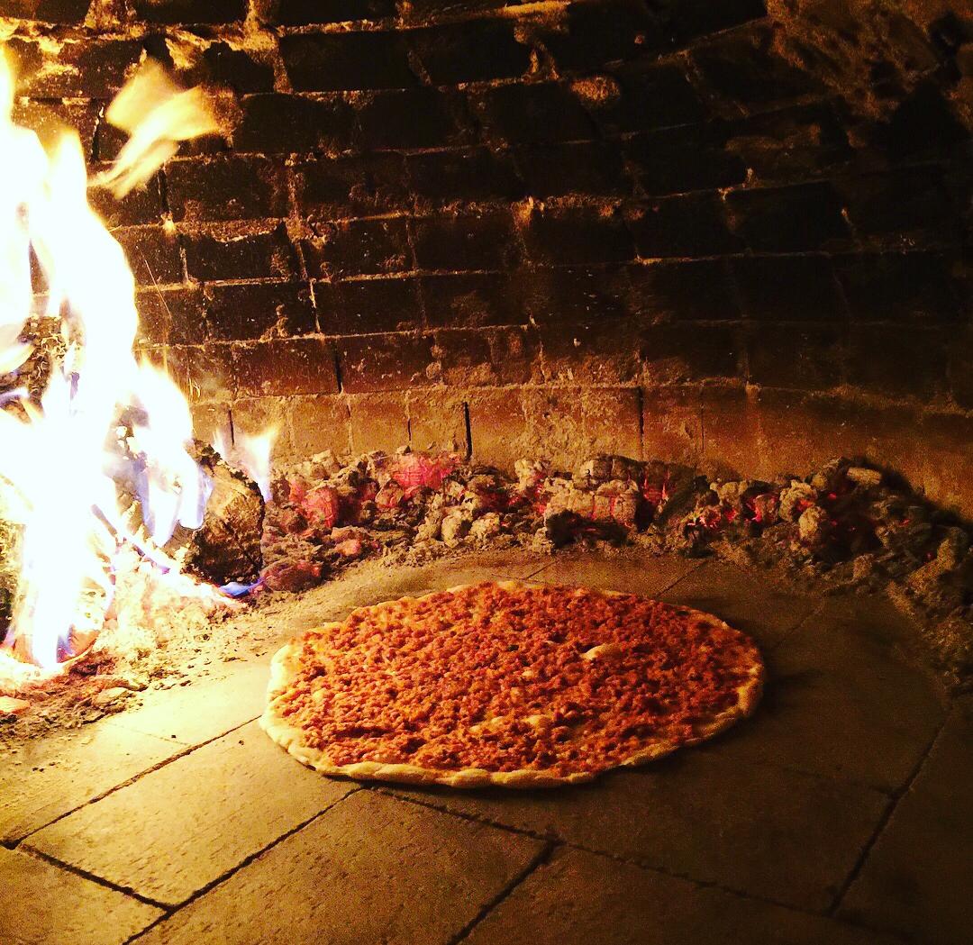 لاحماجون یا پیتزای ارمنی