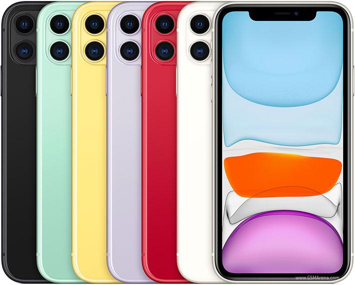 گوشی موبایل اپل مدل iPhone 11 Pro A2217 دو سیم کارت 64G\128G\256G