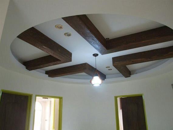 سقف و نور پردازی