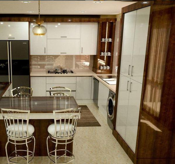 طراحی انواع کابینت