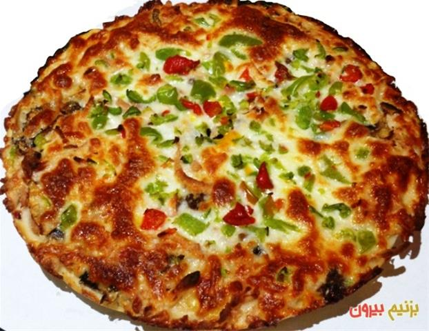 پیتزا ویژه غزال