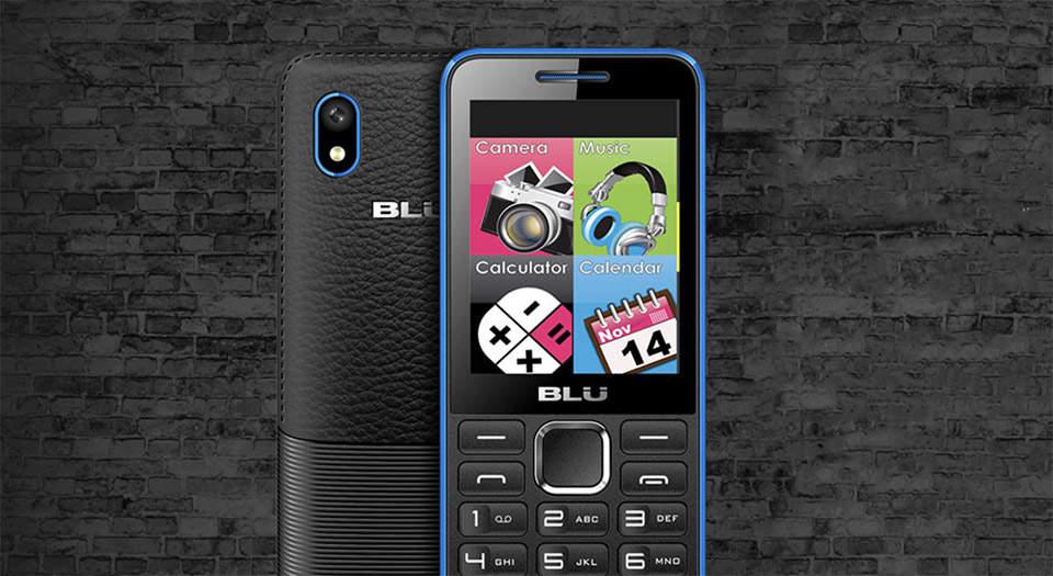 گوشی موبایل بلو مدل Tank 2 دو سیم کارت