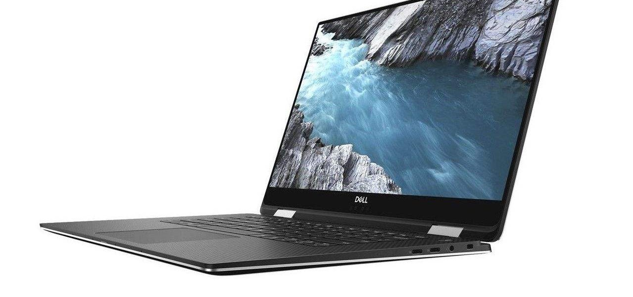 Dell XPS 15 9575 2-in-1 - 15 inch Laptop