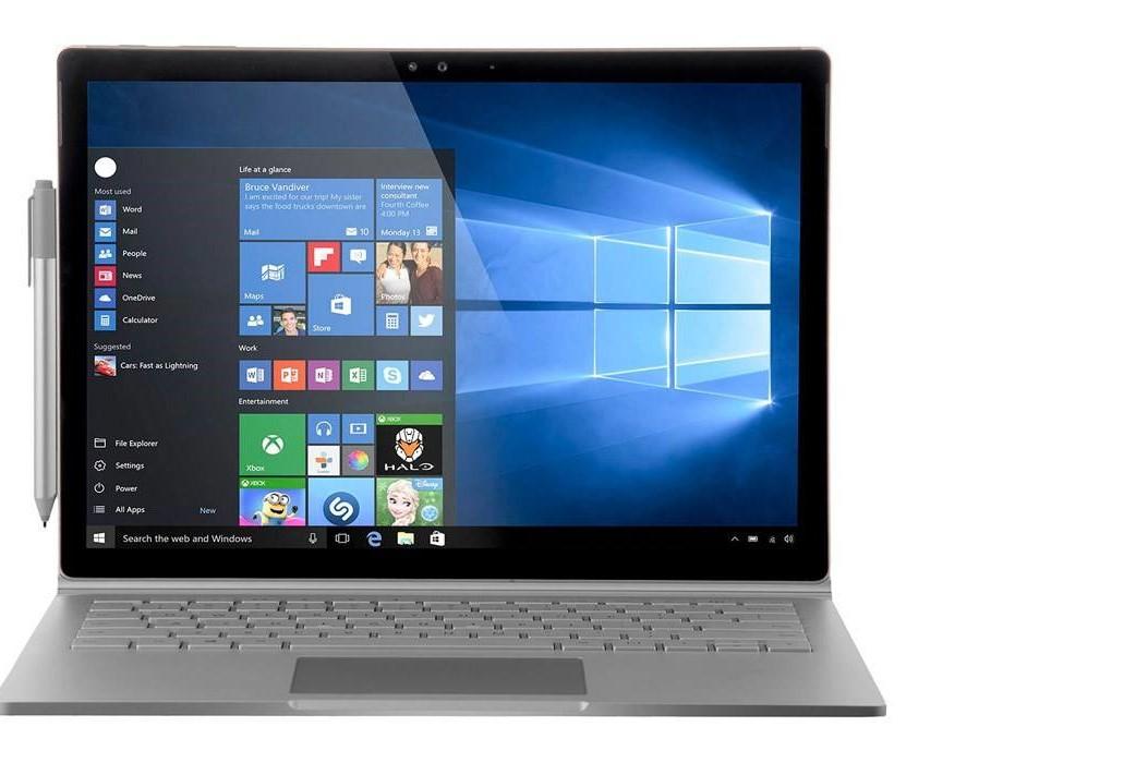 لپ تاپ 13 اینچی مایکروسافت مدل Surface Book - E