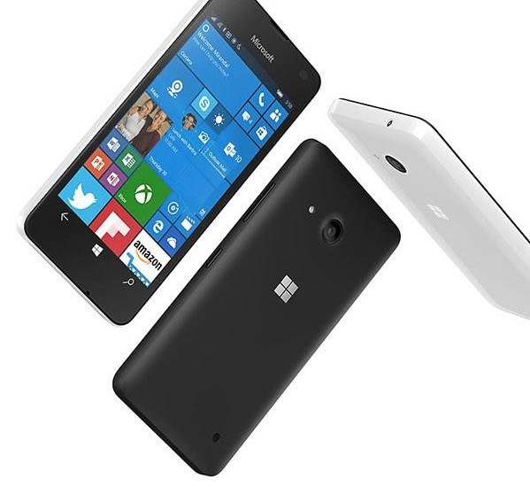 Microsoft Lumia 550 Mobile Phone