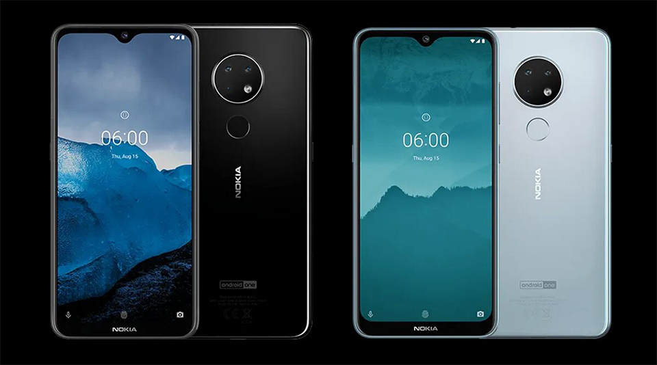 Nokia 6.2 TA-1198DS Dual SIM 128GB Mobile Phone