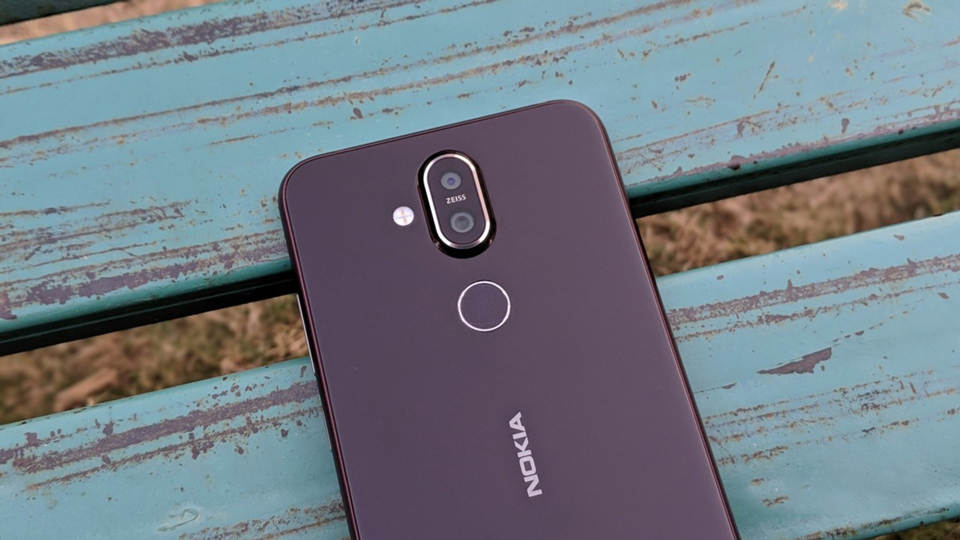 Nokia 8.1 Dual SIM 64GB Mobile Phone