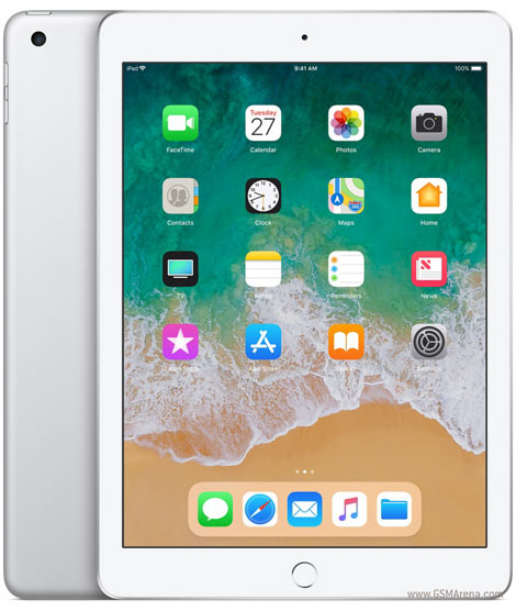 تبلت اپل مدل iPad 9.7 inch (2018) 4G ظرفیت 32G\128G