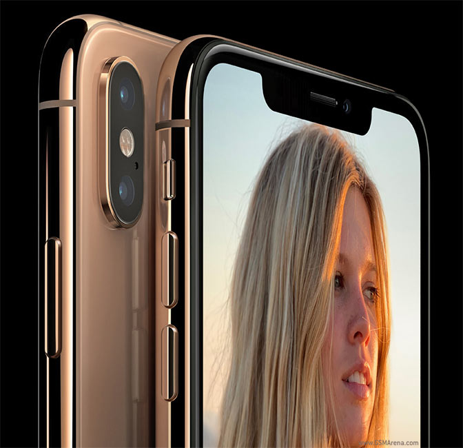 Apple iPhone XS Single SIM 64GB Mobile Phone