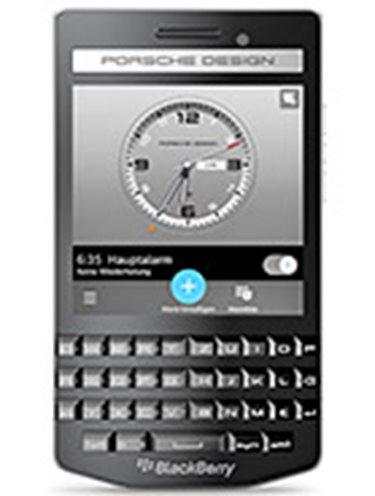 گوشی موبایل بلک بری مدل Porsche Design P9983