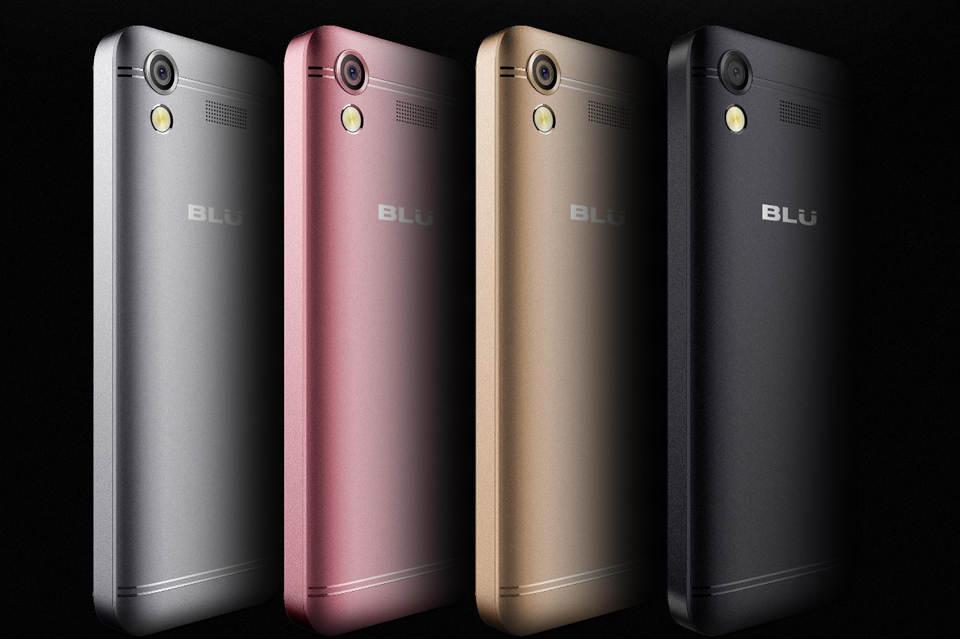 Blu Tank 4 Dual SIM Mobile Phone