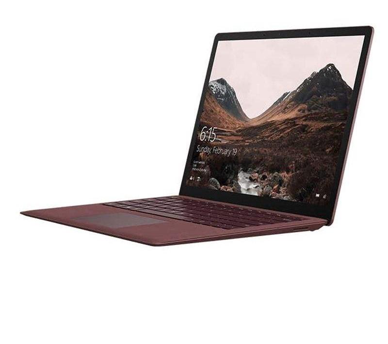 Microsoft Surface Laptop Burgundy - C - 13 inch Laptop
