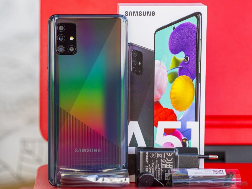 Samsung Galaxy A51 SM-A515F/DSN Dual SIM 128GB With 6GB Ram Mobile