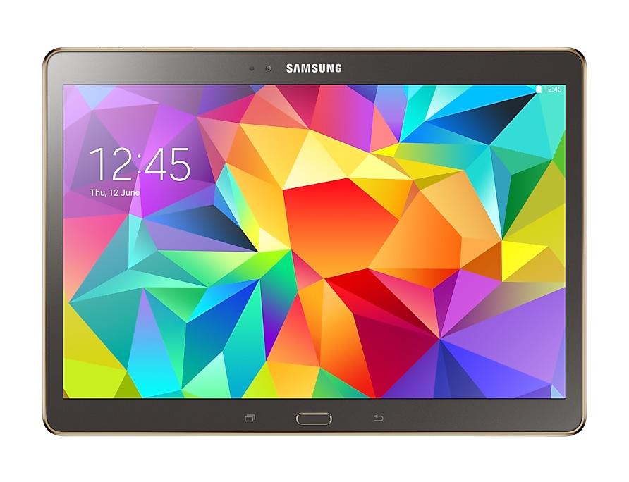 تبلت سامسونگ گلکسی مدل Galaxy Tab S 10.5 LTE SM-T805 - ظرفیت 16 گیگابایت