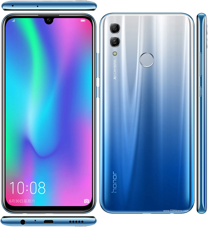 Honor 10 Lite HRY-LX1MEB Dual SIM 64GB Mobile Phone