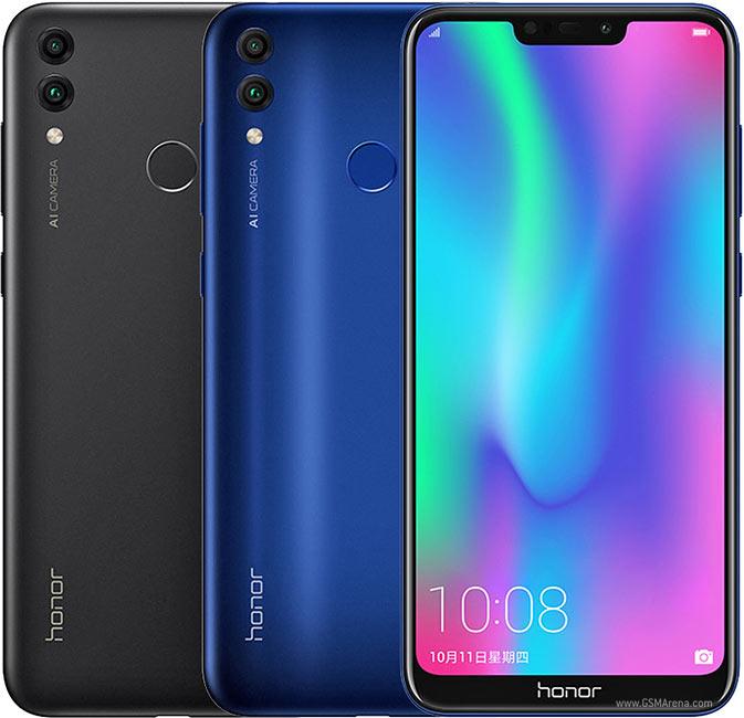 Honor 8C Dual SIM 32GB Mobile Phone