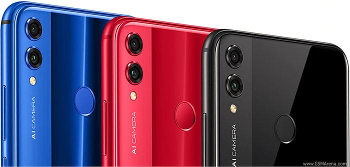 Honor 8X JSN-L22 Dual SIM 128GB Mobile Phone