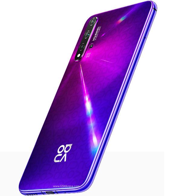 Huawei Nova 5T YAL-L21 Dual SIM 128GB Mobile Phone