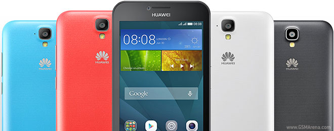 Huawei Y560 Dual SIM Mobile Phone