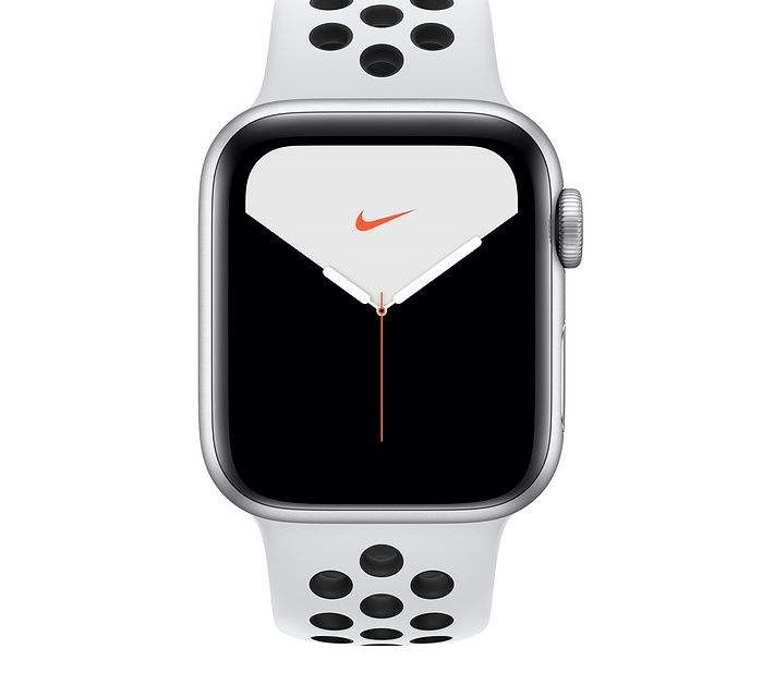 Aluminum Case With Nike Sport Band