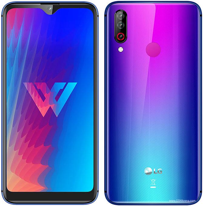 LG W30 LM-X440IM Dual SIM 32GB Mobile Phone