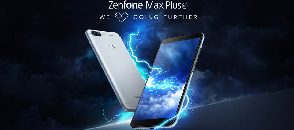 Asus Zenfone Max Plus ZB570TL 32GB Dual SIM Mobile Phone
