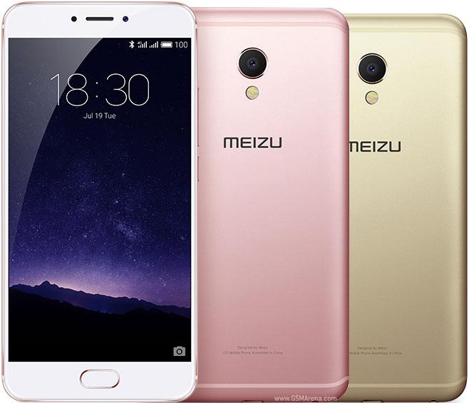Meizu MX6 Dual SIM 32GB Mobile Phone