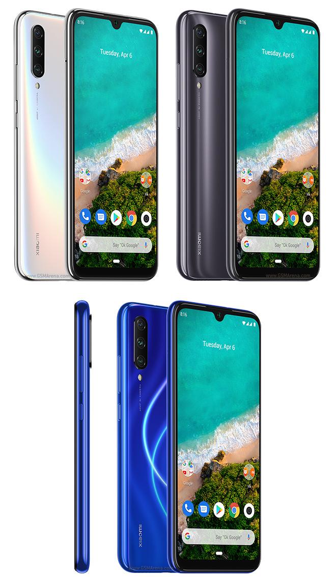 Xiaomi Mi A3 M1906F9SH Dual SIM 128GB Mobile Phone