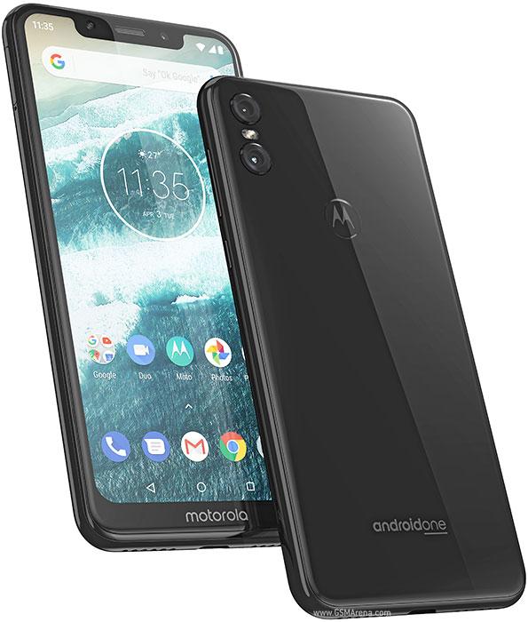 Motorola Motorola One XT1941-4 Dual SIM 64GB Mobile Phone