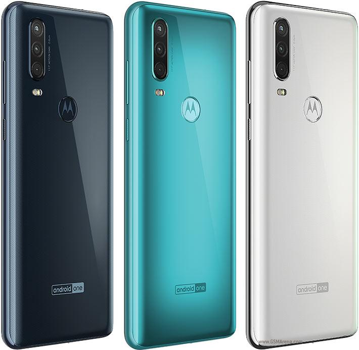 Motorola Motorola One Action XT2013-2 Dual SIM 128GB Mobile Phone