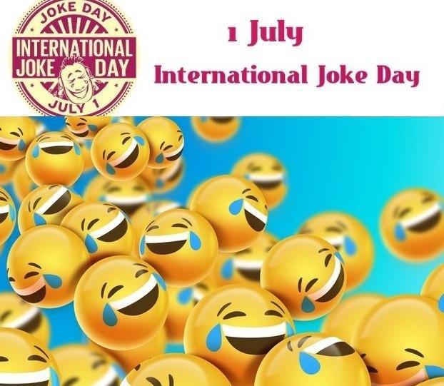 امروز اول ژوئیه روز جهانی جوک میباشد