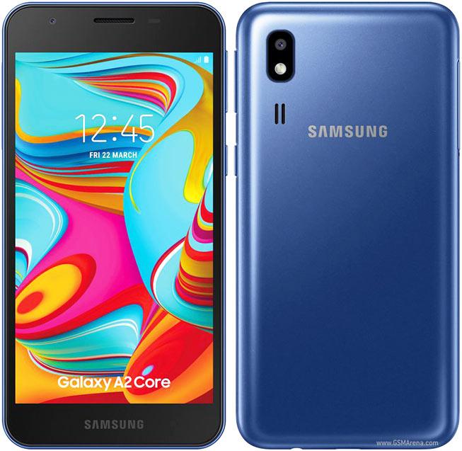 گوشی موبایل سامسونگ گلکسی مدل Galaxy A2 Core SM-A260 G/DS دو سیم کارت ظرفیت 16 گیگابایت