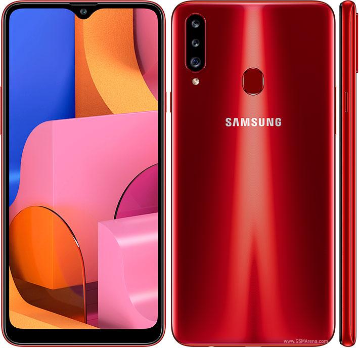 گوشی موبایل سامسونگ گلکسی مدل Galaxy A20s SM-A207F/DS دو سیم کارت ظرفیت 32 گیگابایت