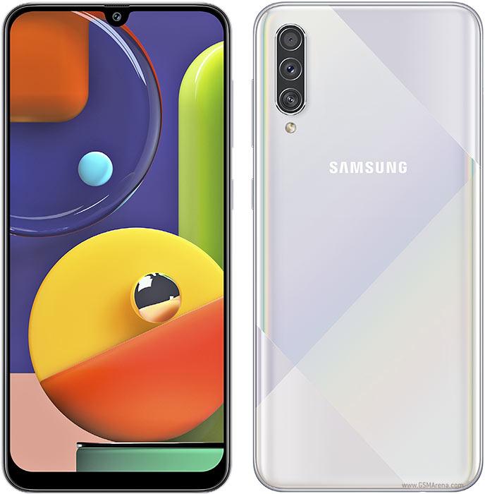 گوشی موبایل سامسونگ گلکسی مدل Galaxy A50 SM-A505F/DS دو سیم کارت ظرفیت 128گیگابایت