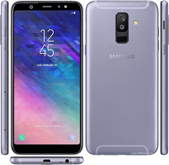 گوشی موبایل سامسونگ گلکسی مدل Galaxy A6 Plus SM-A605F دو سیم کارت ظرفیت 64 گیگابایت