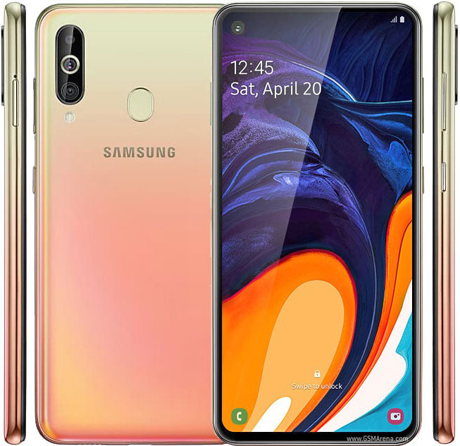 گوشی موبایل سامسونگ گلکسی مدل Galaxy A60 SM-A6060 دو سیمکارت ظرفیت 128 گیگابایت