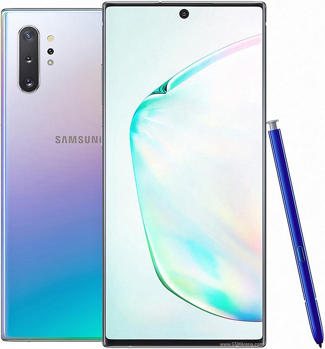 گوشی موبایل سامسونگ گلکسی مدل Galaxy Note 10 Plus N975F/DS دو سیمکارت ظرفیت 256 گیگابایت