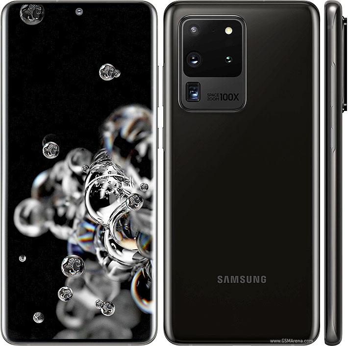 گوشی موبایل سامسونگ گلکسی مدل Galaxy S20 Ultra 5G دو سیم کارت ظرفیت 512 گیگابایت