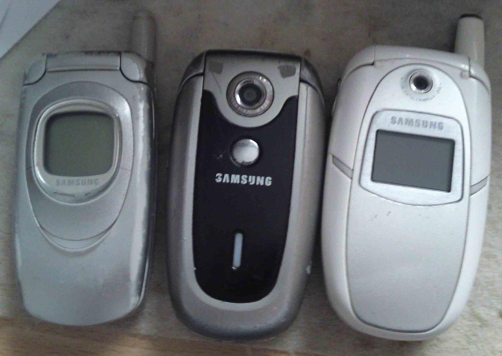 موبایلهای خاص قدیمی