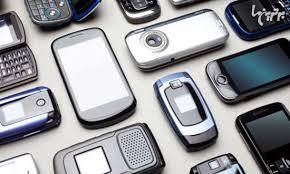 انواع گوشی های کارکرده