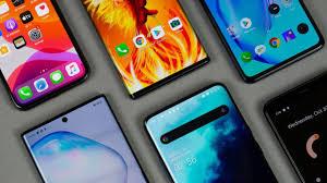انواع گوشی های برند دنیا