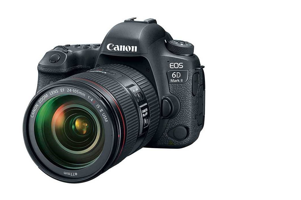 دوربین دیجیتال کانن مدل EOS 6D Mark II به همراه لنز 24-105 میلی متر F4 L IS II