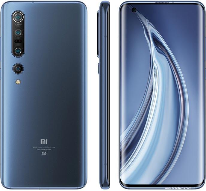 گوشی موبایل مدل  شیائومی می ۱۰ پرو ۵G