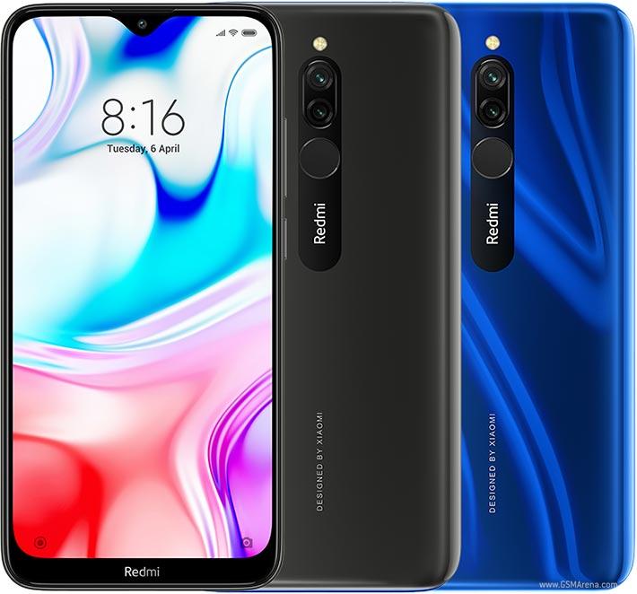 Xiaomi Redmi 8 M1908C3IG Dual SIM 32GB Mobile Phone