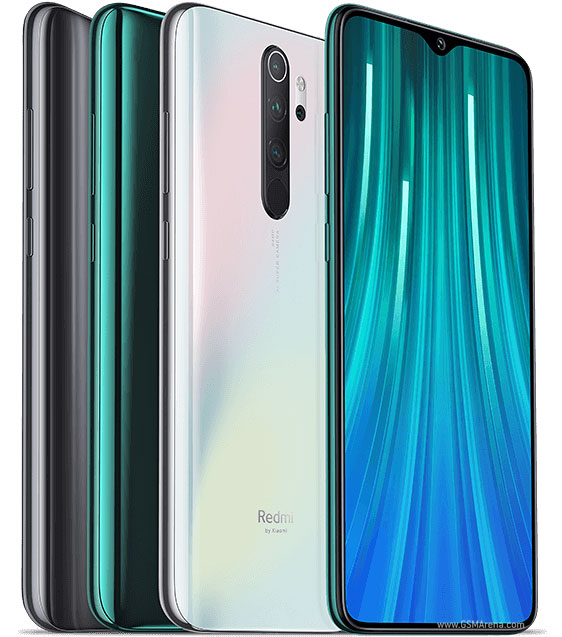 Xiaomi Redmi Note 8 Pro m1906g71 Dual SIM 128GB Mobile Phone